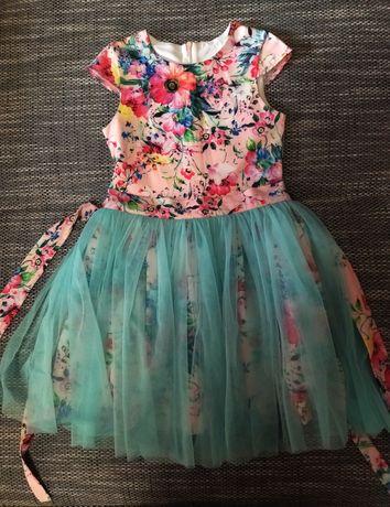 Платье 134-140 см