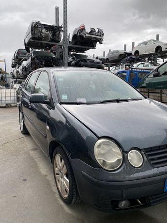 Volkswagen polo 2002 para peças