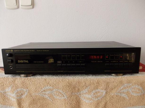 diora cd 0421 compact disc unitra philips unikat kompakt