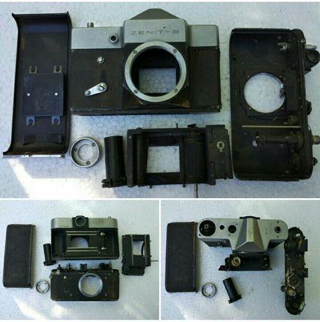Фотоаппарат ZENIT-В, некомплект. Меняю или продам, цена за всё