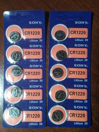 Батарейка CR1220
