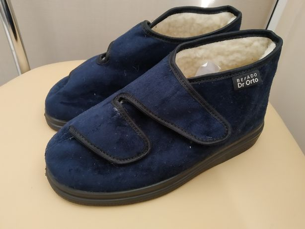 37 Dr. Orto новые ортопедические диабетические туфли ботинки на меху