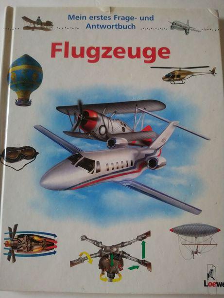 Книга Flugzeuge на німецькій мові