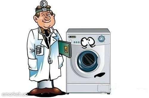"""Ремонт стиральных машин """"автомат""""-всех брендов"""