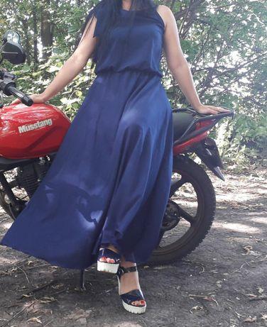 Сарафан платье нарядное длинное макси в пол