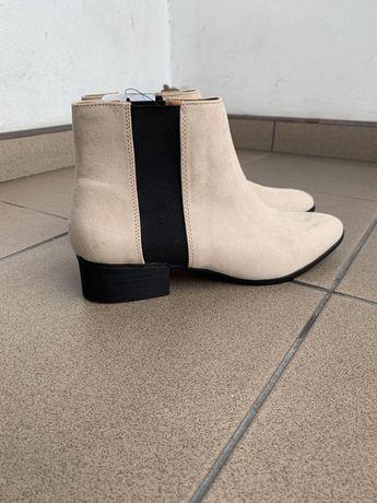 Buty botki nowe