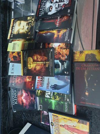 Pack DVD Terror - Carrie Stephen King Silent Hill Exorcismo Amityville