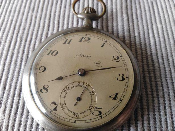 Relógio antigo de bolso Remontoir ANCRE