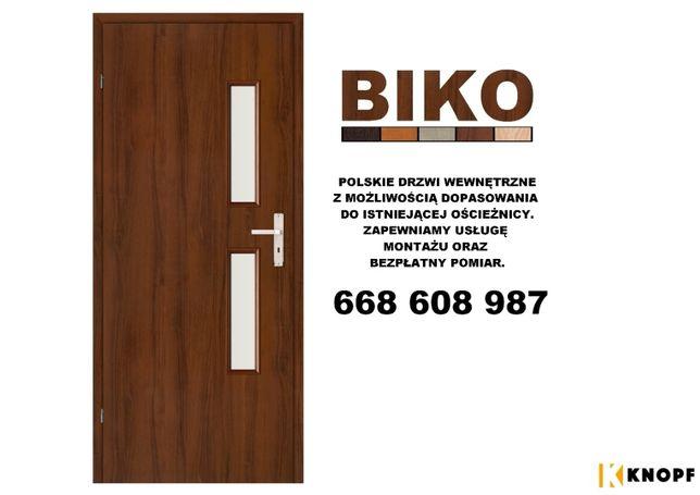 Polskie drzwi wewnętrzne pokojowe (także na starą ościeżnicę!)