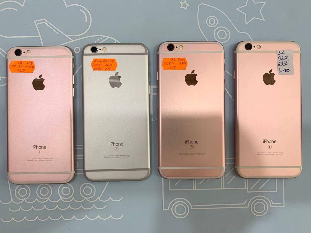 Apple iPhone 6 и 6s, iphone 6s plus. Гарантия. RoseGold.com.ua