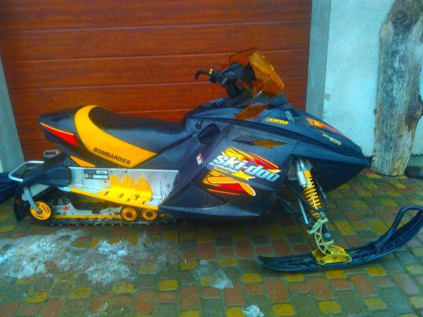Снігохід brp не(Yamaha, Suzuki, Polaris)