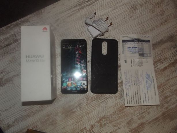 Smartfon Huawei Mate 10 Lite