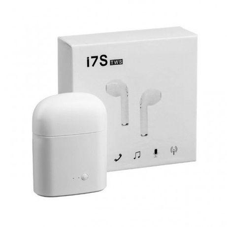 Качественные Bluetooth Наушники I7S TWS Airpods Беспроводные Iphone