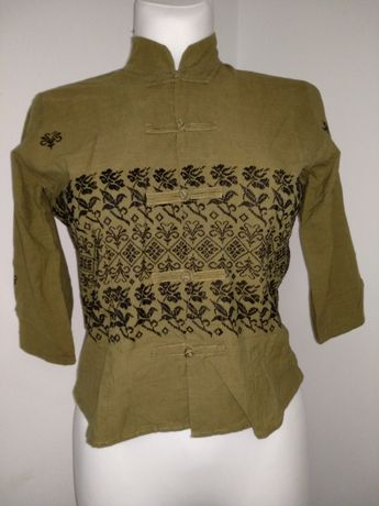 Nowa oryginalna bluzka tradycyjna z Azji Chin