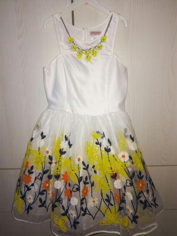 Шикарне нарядне плаття Nanette Lepore на 8-10 років