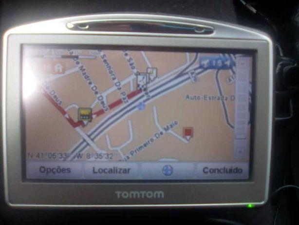 GPS Camiões TomTom GO 720