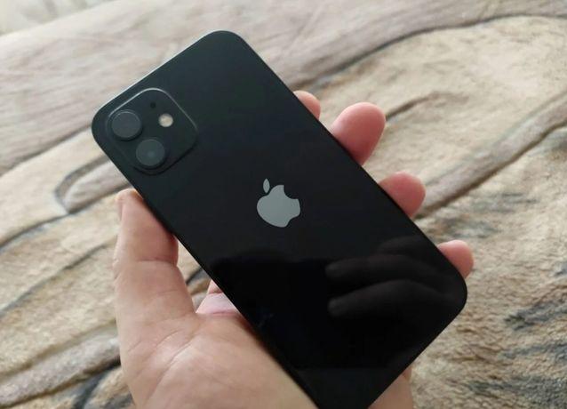 Айфон iPhone 12 Новий! + подарок чехол черный обычный!