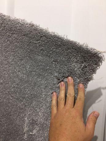 Wykładzina dywanowa, Saribi Wab 920, Szara 3m x 2m