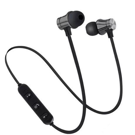 Беспроводные Bluetooth наушники гарнитура для спорта и отдыха