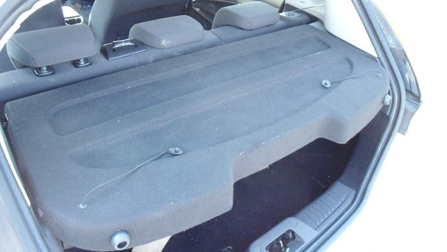 Półka bagażnika tył tylna Ford Fiesta MK7 2013r 5D