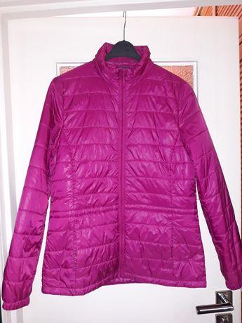 Kurtka różowa dziewczęca wiatrówka przejściówka rozmiar 158 164