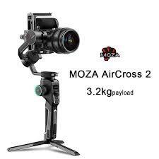 Стабілізатор MOZA AIRCROSS 2 Black Нові! Відправка 24h! + Подарунок