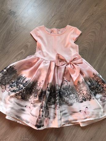 Продам плаття фірми НМ в ідеальному статі на 4-6 років