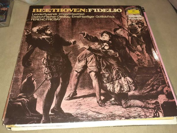 Beethoven Fidelio - Ferenc Fricsay - EX +
