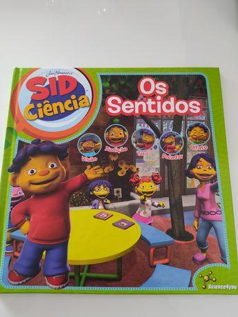 Sid Ciência Os 5 sentidos