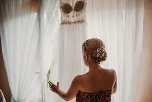 Suknia ślubna Marifeld model Carmelin