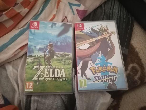 (Nintendo Switch) Wymienie na inne Tytuły