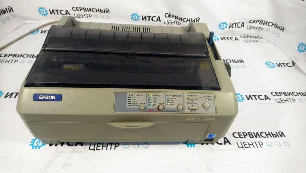 Принтер матричный Epson FX 890, Ксерокс копир Canon fc 128 рабочий Одесса - изображение 1
