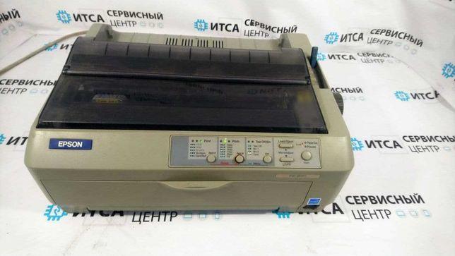 Принтер матричный Epson FX 890, Ксерокс копир Canon fc 128 рабочий