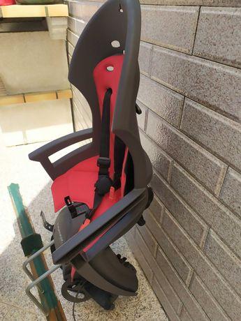 Cadeira bebé para bicicleta