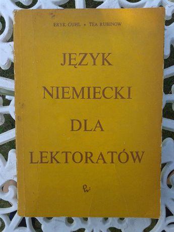 """Sprzedam książkę """"Język niemiecki dla lektoratów"""""""