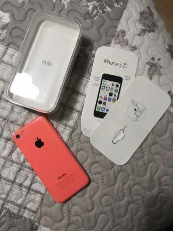 Vendo iPhone 5C rosa