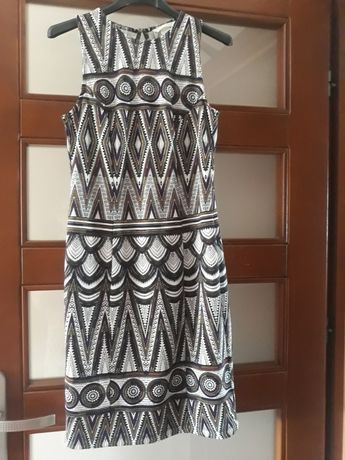 Sukienka z wycięciem na plecach H&M S