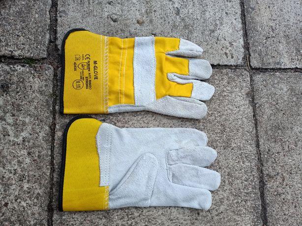 Rękawice ochronne robocze