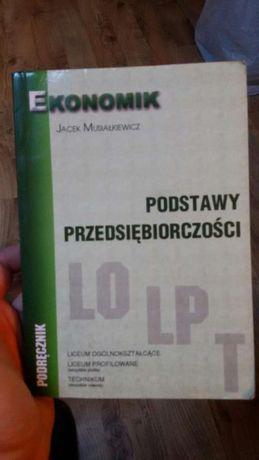 Książka podstawy przedsiębiorczości J. Musiałkiewicz
