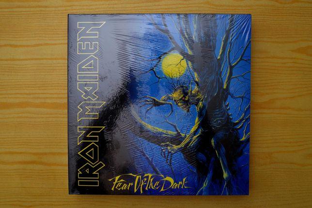 "Iron Maiden ""Fear Of The Dark"". Podwójna płyta winylowa. NOWA!"