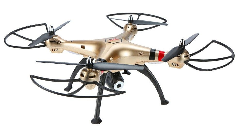 Квадрокоптер (Дрон) Syma X8HW с камерой! Кривой Рог - изображение 1