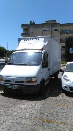 Mudanças profissionais e montagem de móveis carrinhas grandes