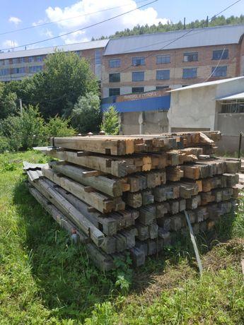 Дерев'яний будинок (5*5)