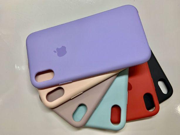 Силиконовый чехол на IPhone 6s/ 7/ 7Plus/ 8/ 8Plus/ Xr/ 11