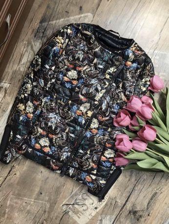 Куртка, косуха на тонком синтепоне Oodji
