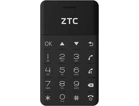 Telemóvel ZTC Cardphone G200