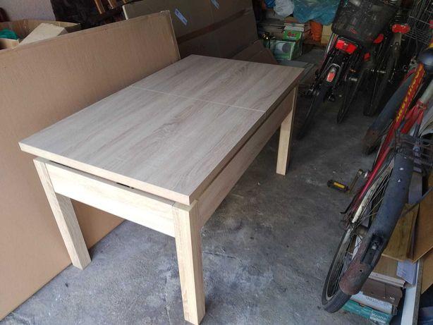 piękny nowy stolik