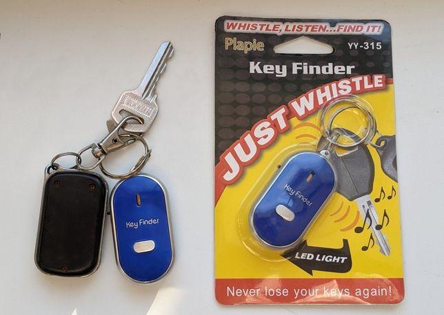Брелок поисковик для ключей / Полезный брелок