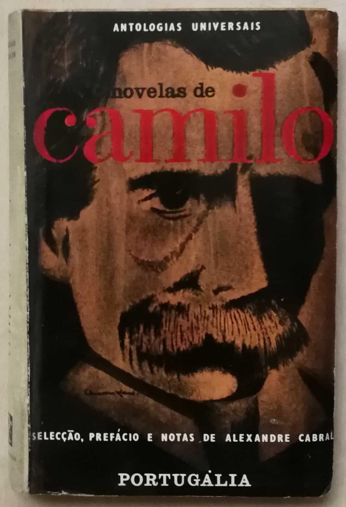 as novelas de camilo, camilo castelo branco, portugália