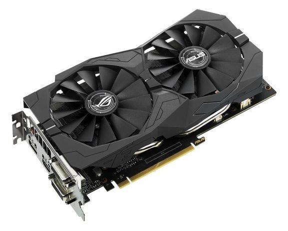 ASUS GeForce GTX 1050 TI 4GB DDR5